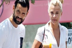 Λάουρα Νάργες - Μιχάλη Μουρούτσο: Το ζευγάρι απολαμβάνει τις καλοκαιρινές του διακοπές! (Photo)