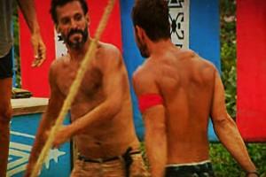 Survivor: Η φωτογραφία - ντοκουμέντο που αποδεικνύει ότι Ντάνος και Χρανιώτης είναι πραγματικά δύο πολύ καλοί φίλοι!