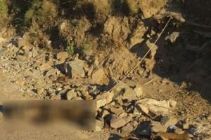 Κρήτη: Άφησαν σκύλο να πεθάνει μέσα στον καύσωνα δεμένο και χωρίς νερό!