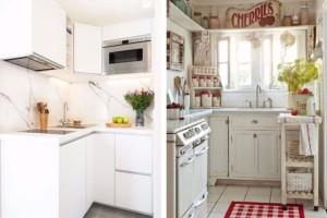 Δεν θέλει χώρο, θέλει τρόπο: 10 μικροσκοπικές κουζίνες με τρομερό στιλ!