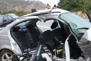 Νέα τραγωδία στην άσφαλτο: Νεκρός σε τροχαίο στα Χανιά!