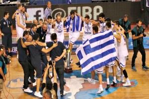Η φωτογραφία της ημέρας: Η Ελλάδα πρωταθλήτρια Ευρώπης!