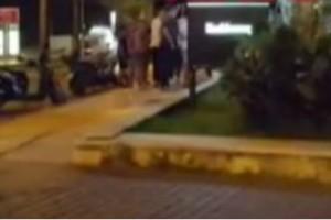 Ξένοι μπασκετμπολίστες βρίζουν χυδαία την Ελλάδα σε μπαρ έξω από το Ηράκλειο (video)