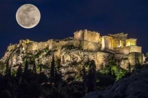 Πανσέληνος Αυγούστου: Όλες οι δωρεάν εκδηλώσεις στην Αθήνα!