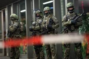 Τρομοκρατική επίθεση στην Ελβετία!