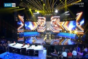 Τελικός Χ-Factor: Μεγάλη ήττα στην τηλεθέαση! Δεν φαντάζεστε τι νούμερα σημείωσε