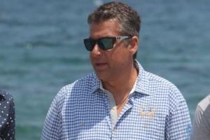 Ζωάρα ο Γιώργος Λιάγκας: Σε ποιο νησί απολαμβάνει τις διακοπές του και δεν είναι η Τήνος! (photos)