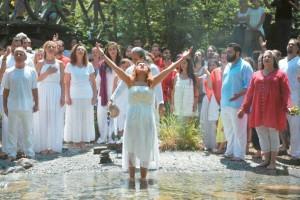 Τελετές και θυσίες στον Όλυμπο από τους σύγχρονους Δωδεκαθεϊστές!