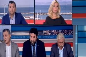 """""""Μάχη"""" Βέττα - Οικονόμου on air: Αποχώρησε από το στούντιο ο βουλευτής του ΣΥΡΙΖΑ!"""