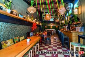 Το μαγαζί που εδώ και εφτά χρόνια έχει δημιουργήσει την δική του πιάτσα στο urban σοκάκι της Πρωτογένους!