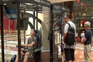 Τρομερό: Δεν φαντάζεστε τι έφτιαξαν για να μην βαριούνται οι άντρες τα ψώνια! (Video)