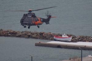 Αυτές είναι οι πιο εντυπωσιακές εικόνες από επιχειρήσεις διάσωσης του Πολεμικού Ναυτικού! (Video)