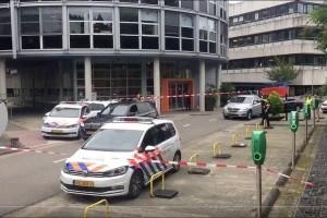 Ομηρία σε ραδιοφωνικό σταθμό στην Ολλανδία (Photo & Video)