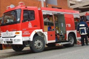 Ισχυρή έκρηξη σημειώθηκε σε πολυκατοικία στην Αλεξανδρούπολη (Photo)
