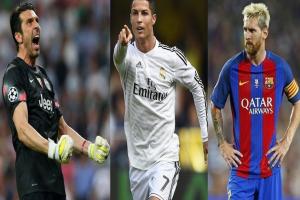 UEFA: Ποιοι διεκδικούν τον τίτλο του «κορυφαίου»;