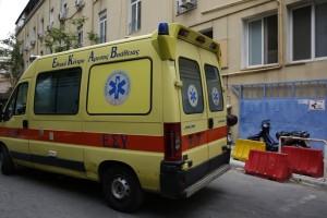 Χίος: Τρομακτικό ατύχημα - 84χρονος παρέσυρε και τραυμάτισε άντρα!
