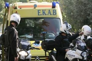 Σφοδρή σύγκρουση δυο αυτοκινήτων στην Εθνική Οδό Χανίων - Ρεθύμνης - Απίστευτες εικόνες