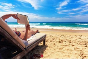 Αυτά είναι τα 5 καλύτερα βιβλία για την παραλία!