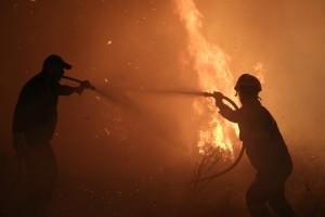 Συγκλονιστική περιγραφή μιας δημοσιογράφου του Alpha που κάλυπτε τις φωτιές: «Δηλητηριάστηκε το αίμα μου από τον καπνό»