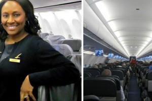 Αυτή η αεροσυνοδός έσωσε ένα κορίτσι που προορίζονταν για σκλάβα του sεx όταν πρόσεξε μια πολύ μικρή λεπτομέρεια!