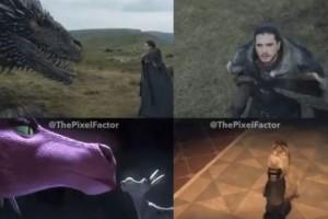 Η πιο δημοφιλής τηλεοπτική σειρά αντιγράφει μια αγαπημένη παιδική ταινία και ιδού η απόδειξη: Το κοπιάρισμα του ΣΡΕΚ από το GOT (video)