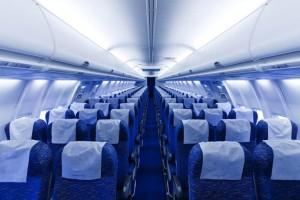 Εσύ το ήξερες; Αυτός είναι ο λόγος που τα καθίσματα του αεροπλάνου είναι μπλε