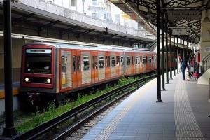 Απίστευτο περιστατικό: Διακοπή στη γραμμή του τρένου Πειραιάς - Κηφισιά λόγω πτώσης δέντρων!