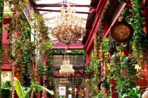 Σκέτη όαση: Ένας παριζιάνικος, αναγεννησιακός κήπος στο κέντρο της Αθήνας!!!