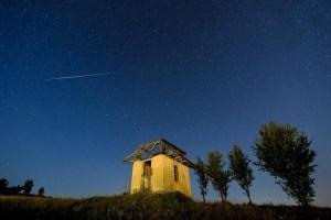 Η φωτογραφία της ημέρας: «Πεφταστέρια» στον ουγγρικό ουρανό