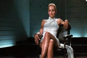 Η Σάρον Στόουν ανέβασε σκηνή από την οντισιόν της για το Βασικό Ένστικτο και αποκαλύπτει πως... πήρε τον ρόλο!