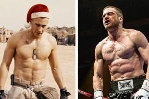 Ηθοποιοί που κατάφεραν να αποκτήσουν το σώμα των ονείρων τους για... έναν ρόλο! (Photos)