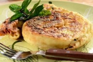 Φανταστική τυρόπιτα στο τηγάνι!