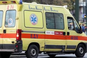 Λάρισα: Μηχανή παρέσυρε πεζό - Εικόνες από το σημείο του ατυχήματος!