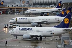 Αναγκαστική προσγείωση του Airbus της Lufthansa στη Θεσσαλονίκη
