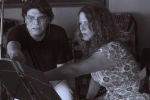 Νίκος Ξυδάκης - Ελένη Τσαλιγοπούλου - Boğaz Musique στο Κηποθέατρο Παπάγου