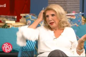 «Κάνω έτσι και είχαμε ψείρες!»: Έμεινε κάγκελο η Σκορδά με την εξομολόγηση της Πατέρα στον αέρα της εκπομπής (video)