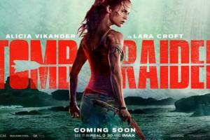 Tomb Raider: Κυκλοφόρησε το πρώτο trailer με την Alicia Vikander ως Lara Croft (video)