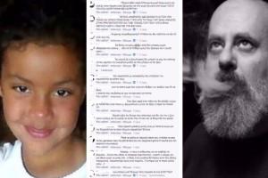 """""""Ψυχάκιας κ@@ρ@δ@μαγκας"""": Απίστευτο κράξιμο στο διαδίκτυο στον Χατζηστεφάνου για το χυδαίο σχόλιό του για την μικρή Νεφέλη!"""