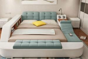 Το κρεβάτι-πολυεργαλείο που είναι το όνειρο όλων μας (Photos)
