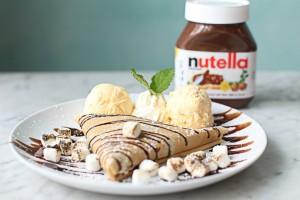 11 συνταγές με Nutella που θα σε κάνουν να... εκτοξευτείς στα ουράνια!