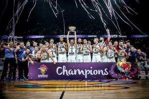 Eurobasket: Πρωταθλήτρια Ευρώπης η Σλοβενία!