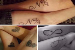Θες να κάνεις τατουάζ με τα αδέρφια σου; 38 προτάσεις που θα λατρέψεις!