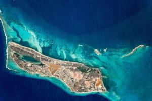 Η φωτογραφία της ημέρας: Ένα τουρκικό νησί από ψηλά!