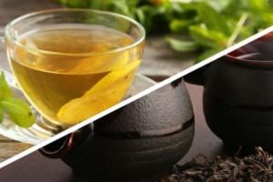 Πράσινο ή μαύρο τσάι; Τι να προτιμήσω;
