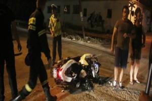Καβάλα: Τραγικό θάνατο βρήκε 13χρονος όταν μηχανή προσέκρουσε σε τοίχο!