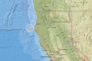 Δυνατός σεισμός στην Βόρεια Καλιφόρνια: Πόσα Ρίχτερ χτύπησαν πάλι την πολιτεία;