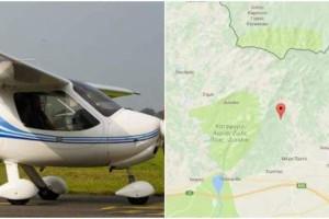 Τραγικό τέλος για το αεροσκάφος που χάθηκε στην Κομοτηνή