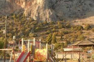 Γονείς τεράστια προσοχή! Σε αυτή την παιδική χαρά «χτυπούν» Σατανιστές! (Photos+video)