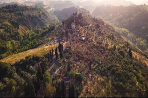 Ένα απίστευτο ξημέρωμα στην... Τοσκάνη! (video)