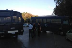 Ηράκλειο: Σε κλοιό διαδηλωτών ο Τσίπρας - Δρακόντεια μέτρα ασφαλείας για την επίσκεψη του πρωθυπουργού!